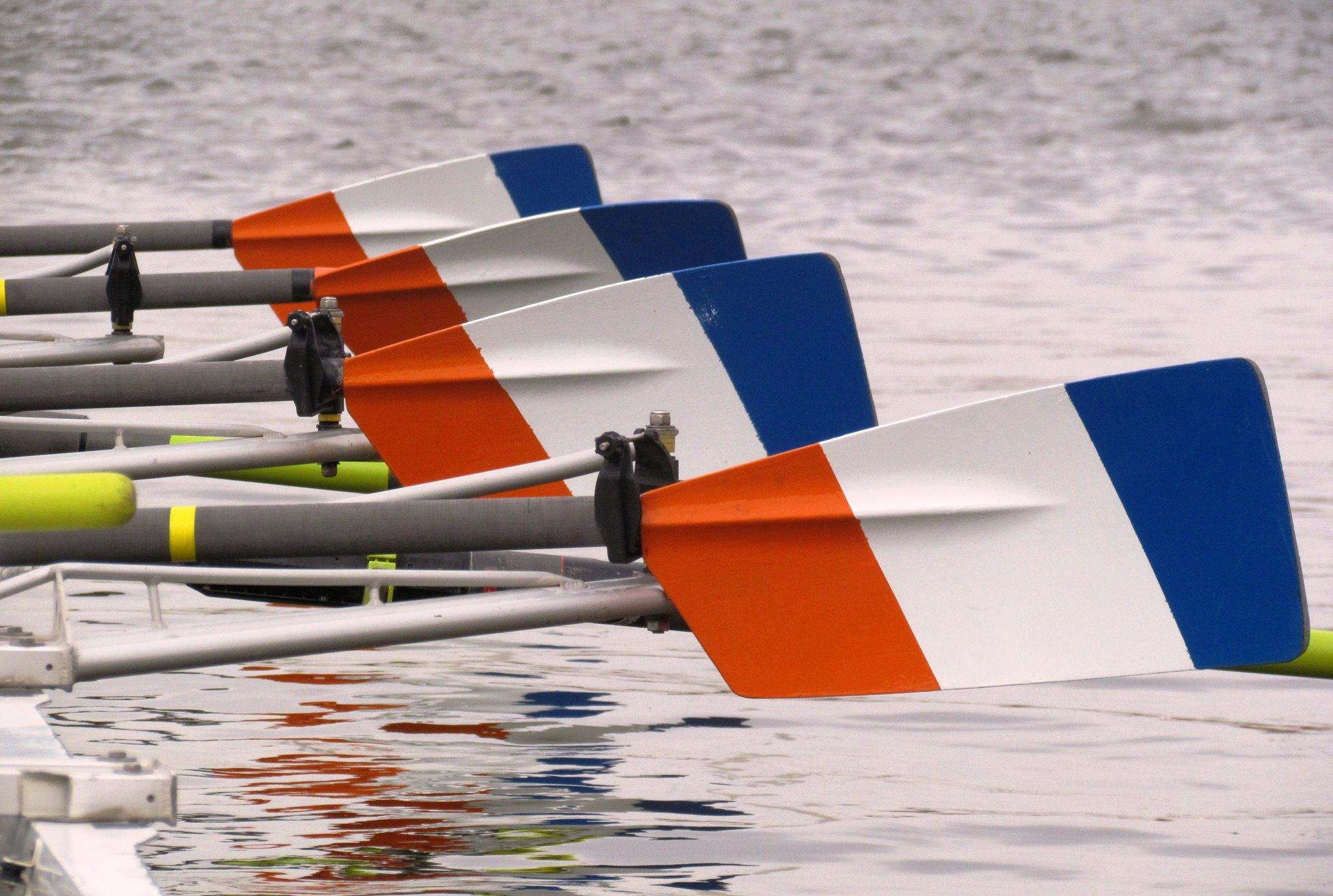 Tempe Town Lake Rowing